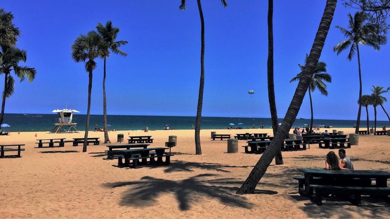 resort by the ocean
