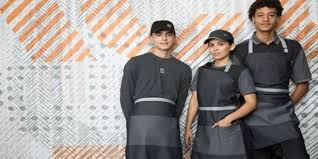 Image result for mcdonalds uniform