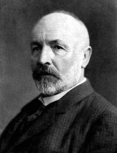 Georg Cantor was a pioneer in the field of set theory and was the first to explore countably infinite sets