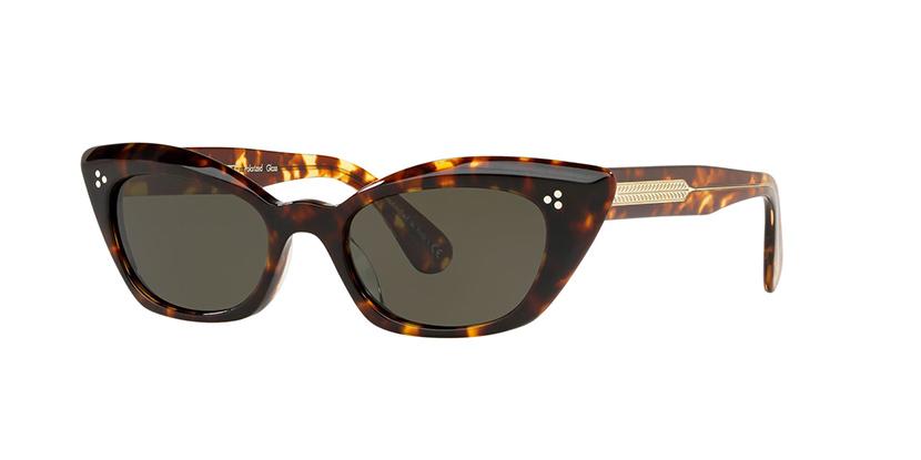 Oliver Peoples Bianka OV5387SU 1654/P1 Polarised G15 Green Polarised  Sunglasses | Pretavoir
