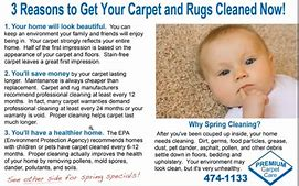 carpet cleaning marketing ideas