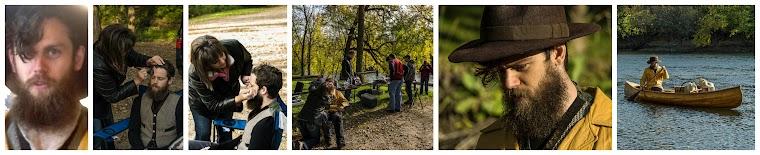 Hanover Historical Society  l Film Crew: Sharol Tyra, MUA, Jim Hautala, Photographer, and more!
