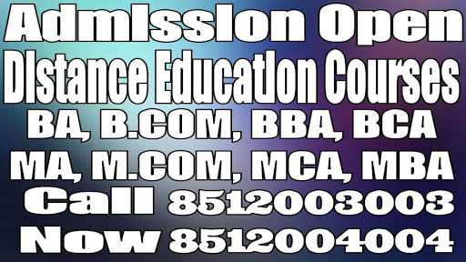 DISTANCE EDUCATION  COURSES IN DELHI - cover