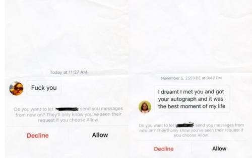 Fan Mail, 2017