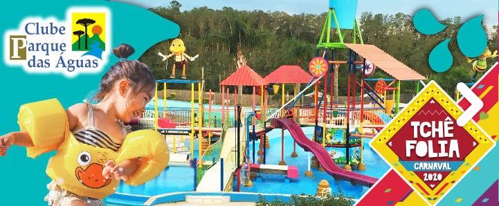 Oferta Clube Parque das águas Tchê Ofertas