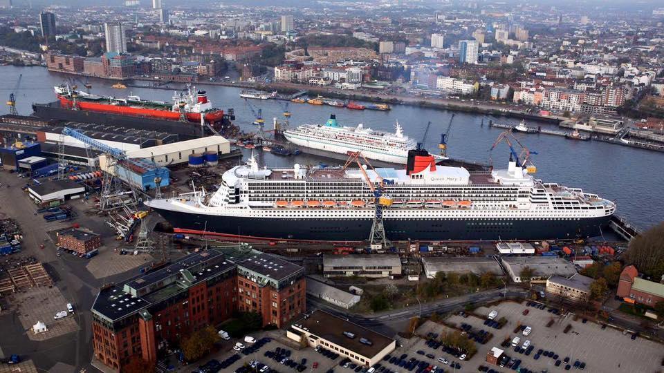 Lürssen Acquires Hamburg Shipyard Blohm + Voss