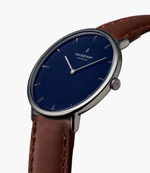 scandinavian watch