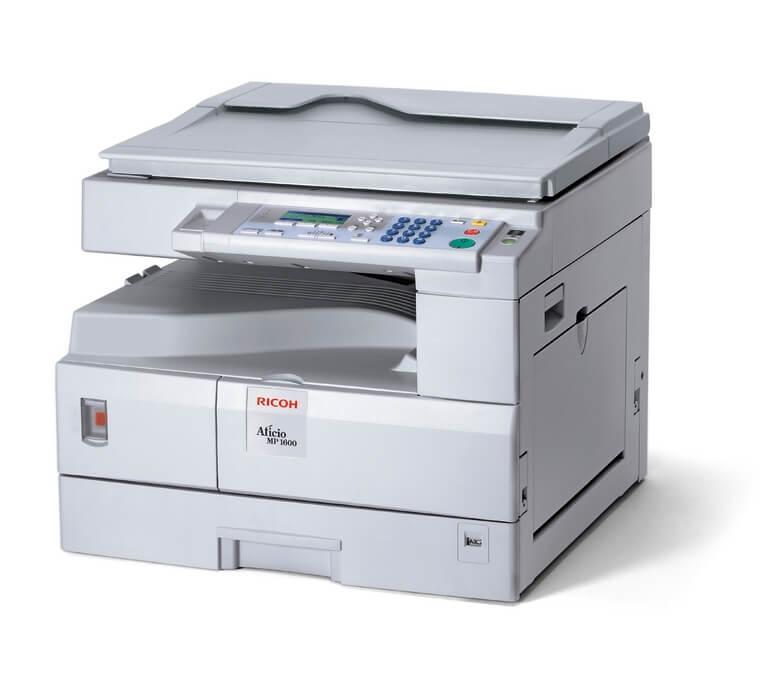 Lý do khiến nhiều người lựa chọn máy photocopy RICOH
