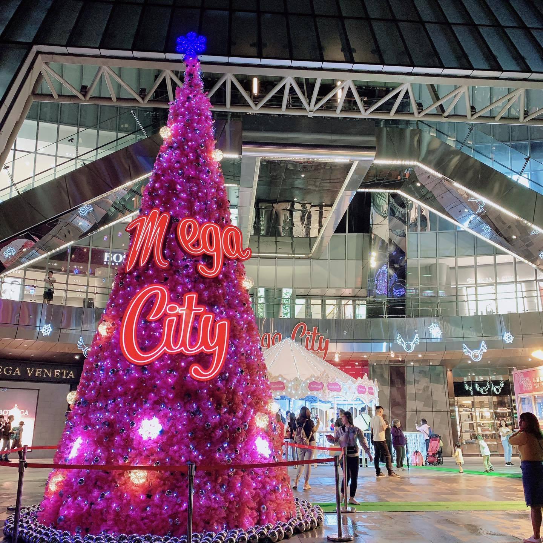2020聖誕節 活動 景點 板橋大遠百 聖誕市集