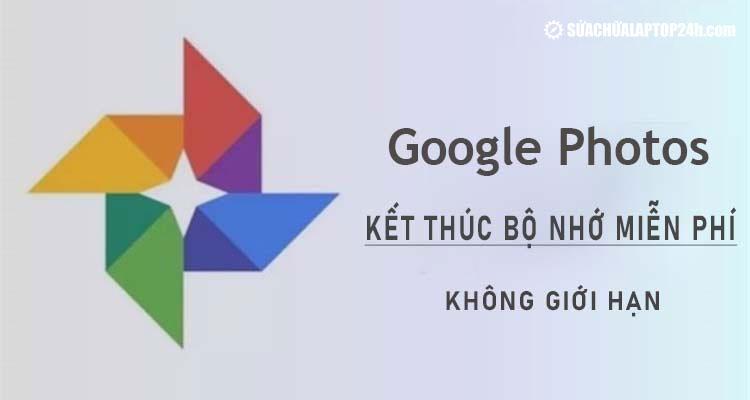 Kể từ tháng 6 năm 2021,Google Photos bắt đầu thu phí người dùng