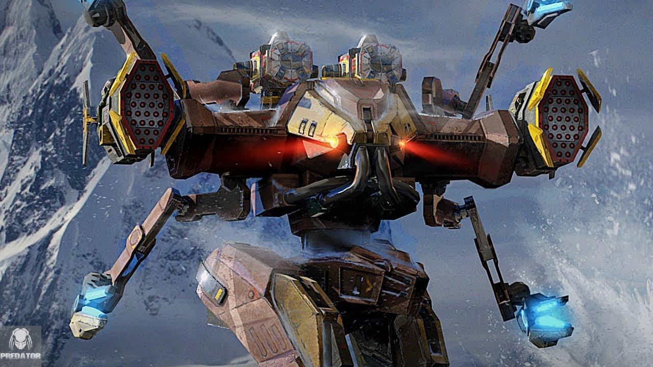Online Mobile Games - War Robots