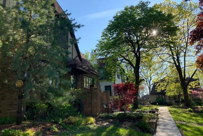Joliet, Illinois neighborhood