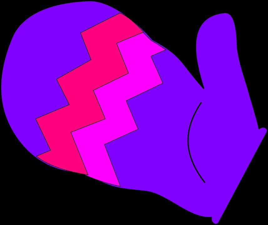 Free vector graphic: Mitten,
