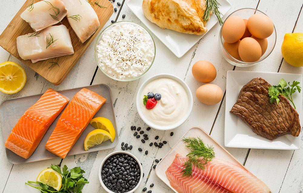 Best Healthy Foods With Protein You Should Eat | Women's Health