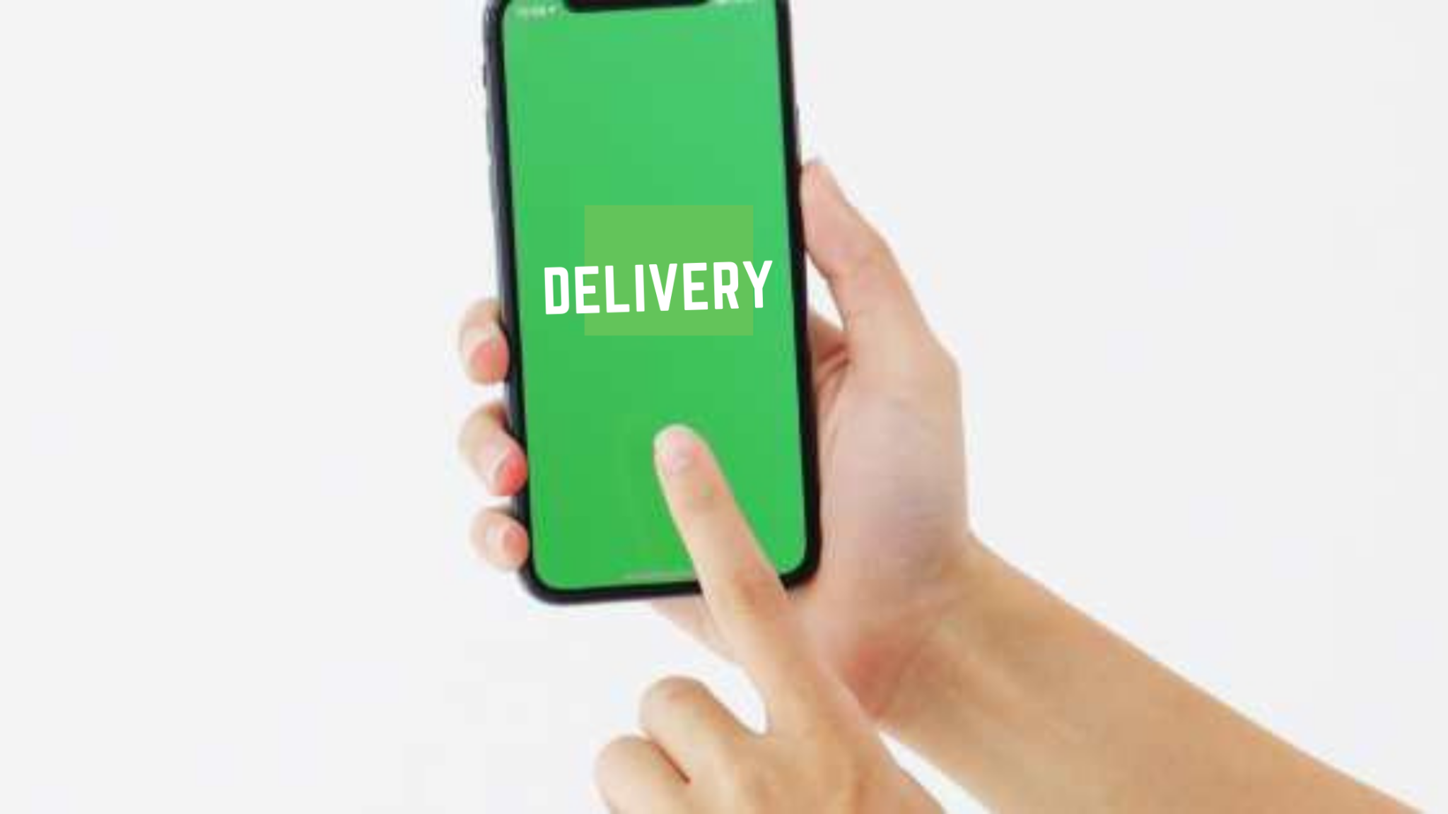 how to create a delivery app?