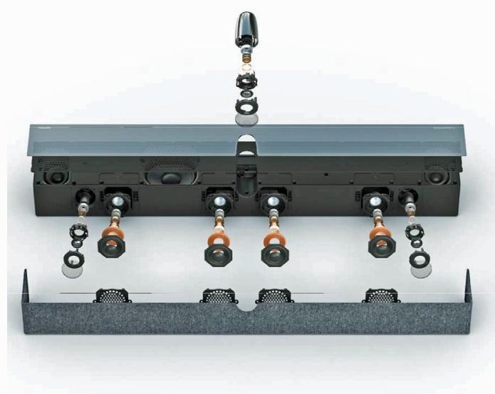 A circuit board  Description automatically generated