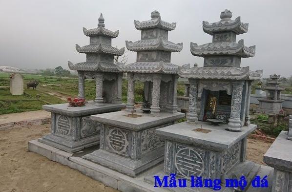 Hướng dẫn xây dựng mộ đẹp và đơn giản