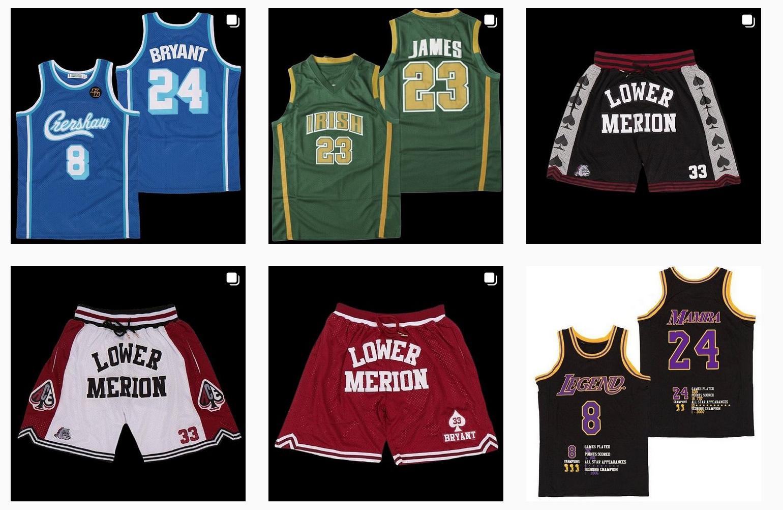 SportsWRLDD | Basketball Jerseys and Shorts