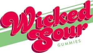 Wicked Sour gummies high dose edibles