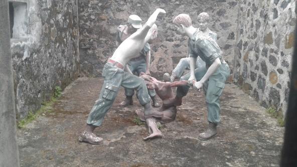 Inside the Con Dao prison