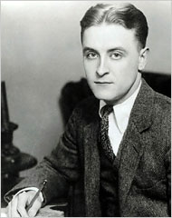 Great gatsby obituary