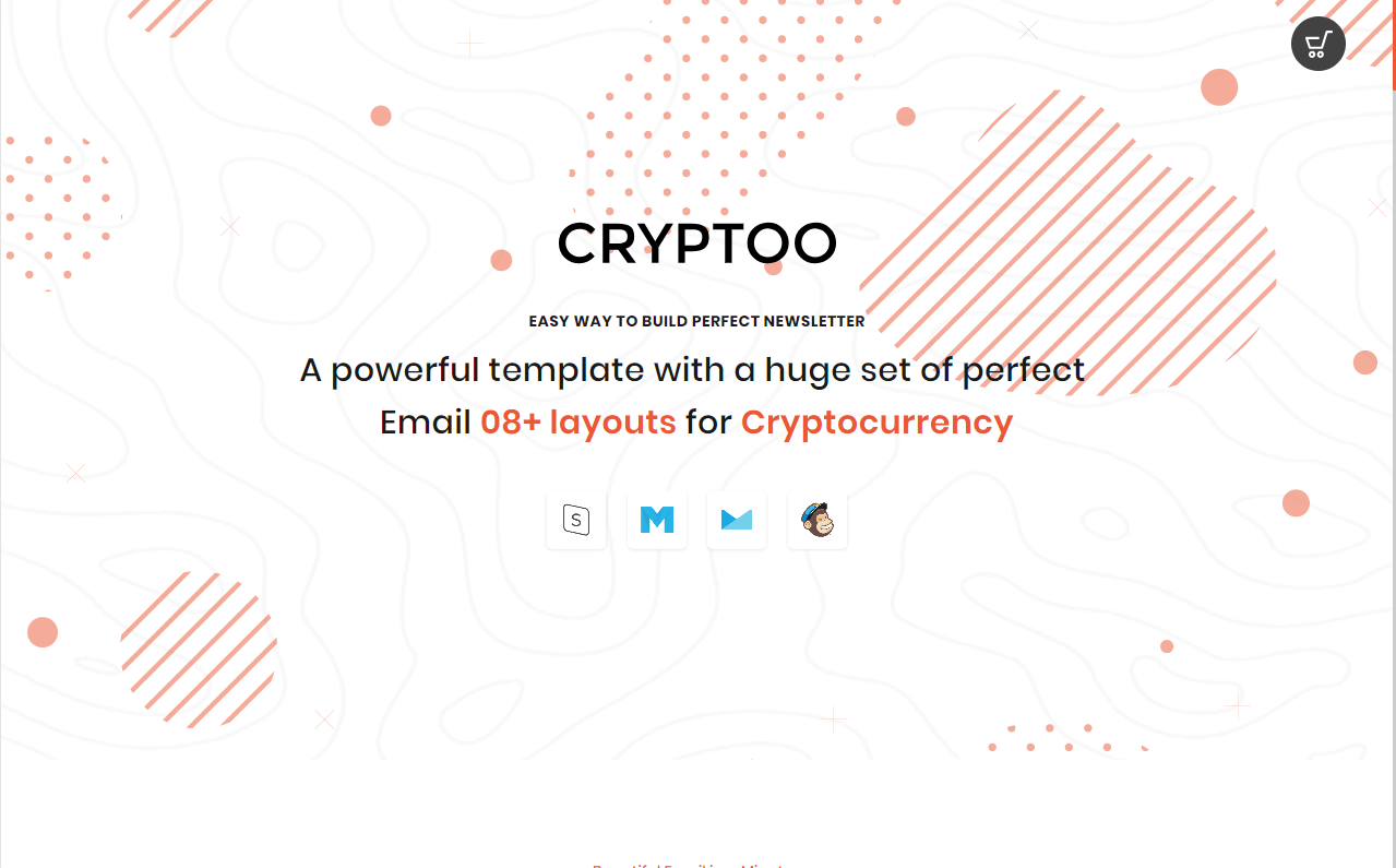Cryptoo Email Template