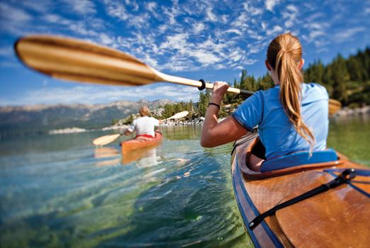 Lake Tahoe Reno - Best Romantic Getaways in US