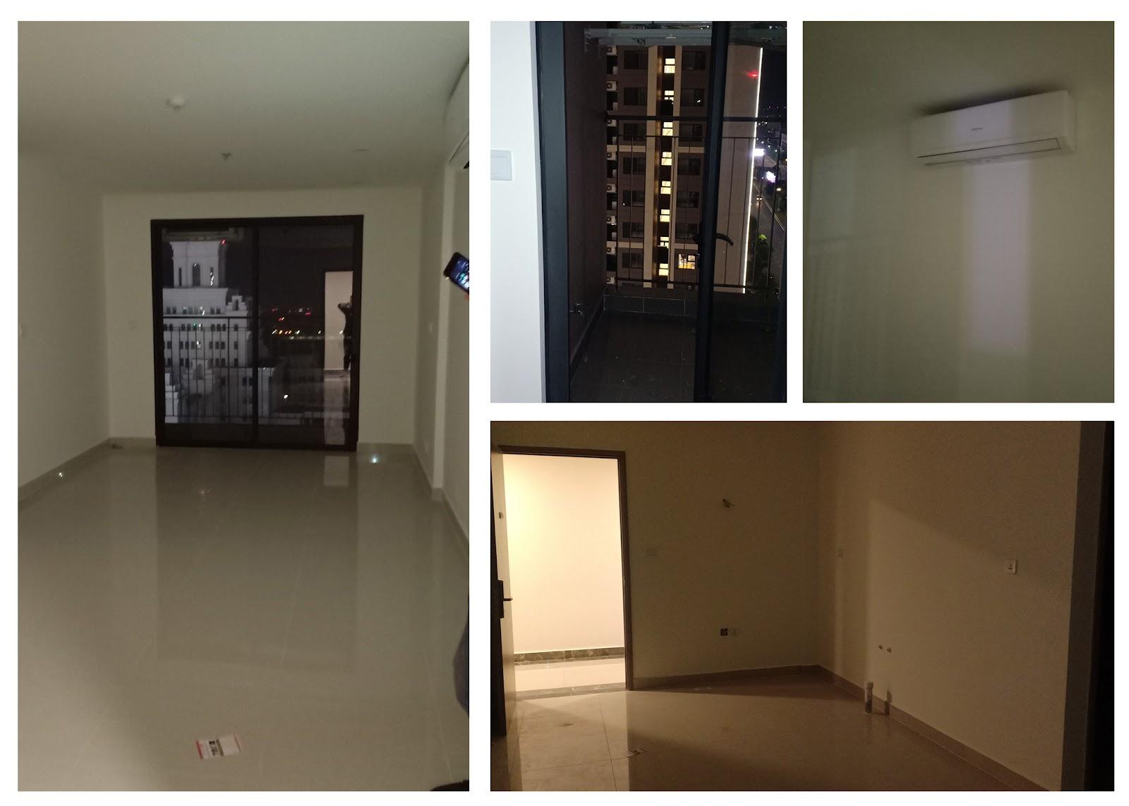 Hiện trạng căn hộ chung cư Vinhomes Ocean Park