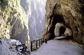 Taiwan Tour Holiday Vacation - Taroko Gorge