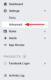 Sharing - Facebook - Graph API App and Change