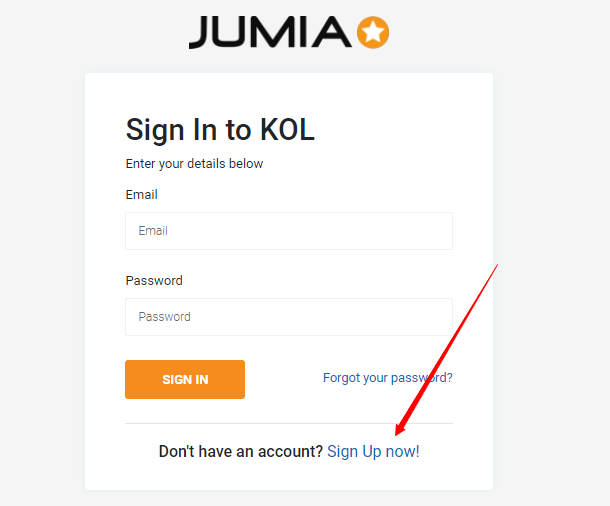 how to join jumia affiliate program in Kenya