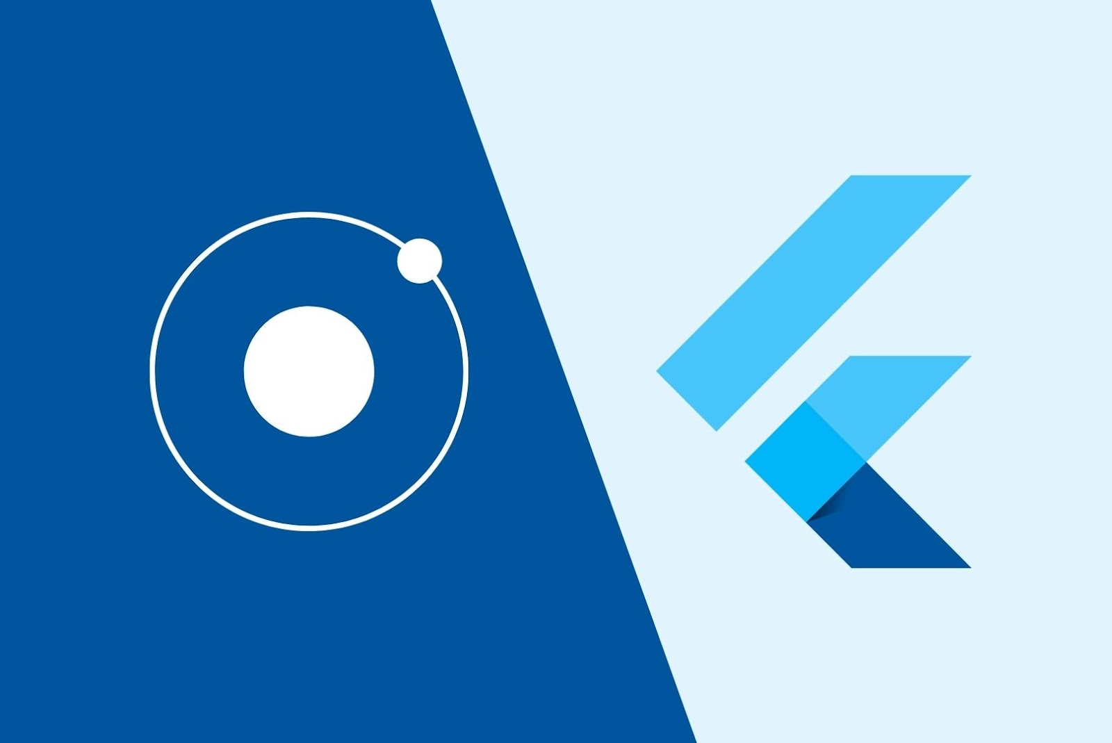 Common features of ionic and flutter