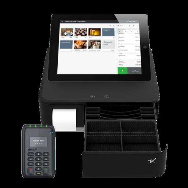 Paybox POS-System, kassesystem, kassesystem paybox, betalingsterminal, stasjonært kassesystem