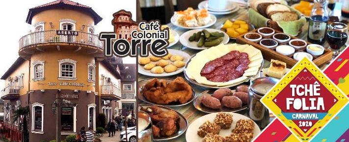Oferta Torre Café Colonial