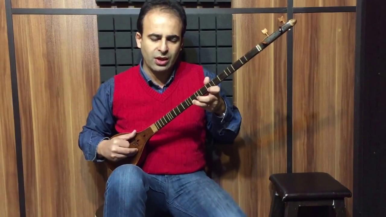 درس ۷ رنگ آذربایجانی بیات شیراز کتاب دوم هنرستان سهتار نیما فریدونی