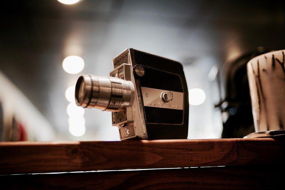 Camera, Vintage, Photography, Photographer, Video, Film
