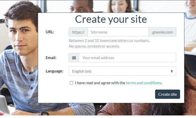 Membuat web belajar online gratis dengan cms moodle
