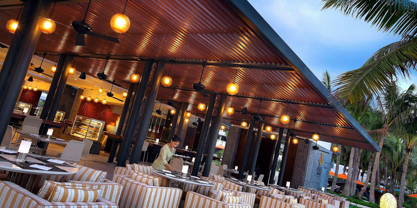 Image result for Xiang restaurant sanya resort intercontinental