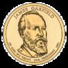Garfield dollar