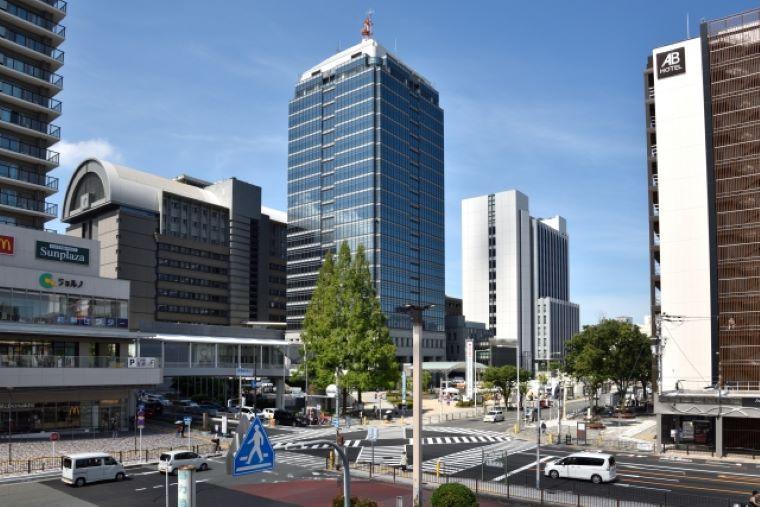 大阪市の風景