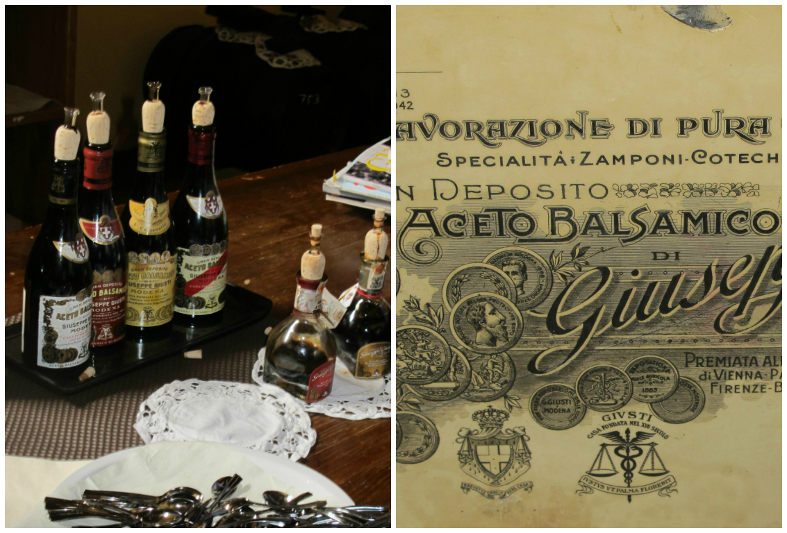 Giuseppe Giusti Vinegar Modena.png