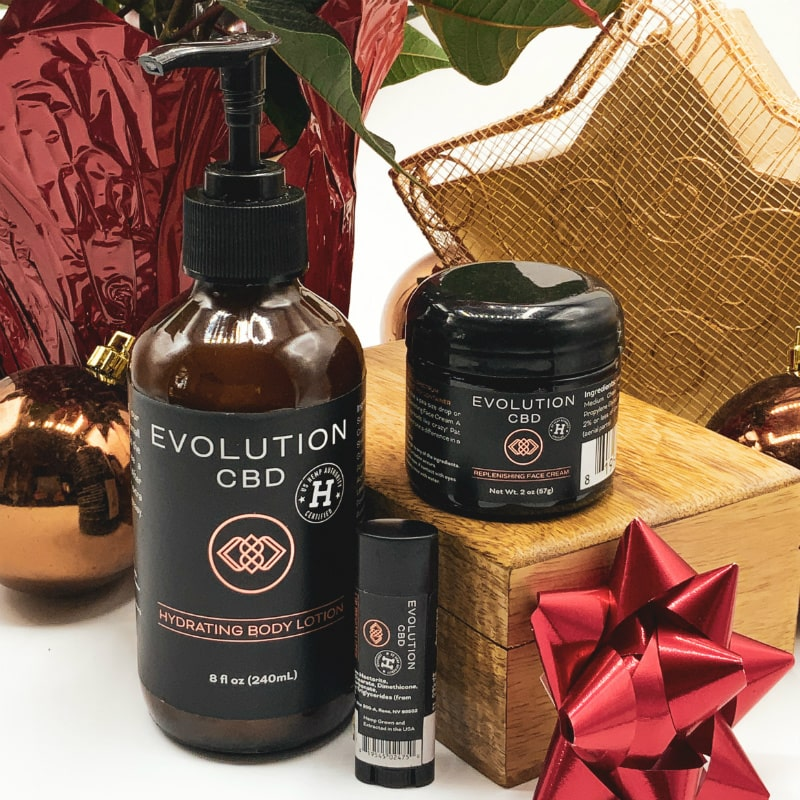 CBD skin care gift ideas