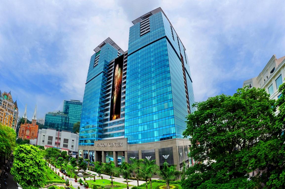 Trung tâm thương mại quận 1 Vincom Đồng Khởi