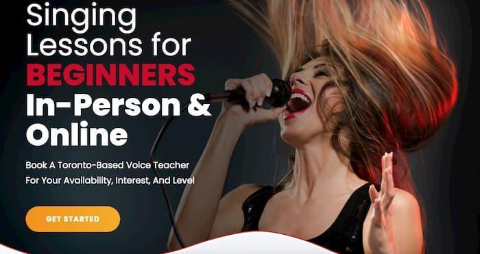 Các bài học hát trực tuyến hiện là một lựa chọn cần thiết cho các huấn luyện viên âm nhạc