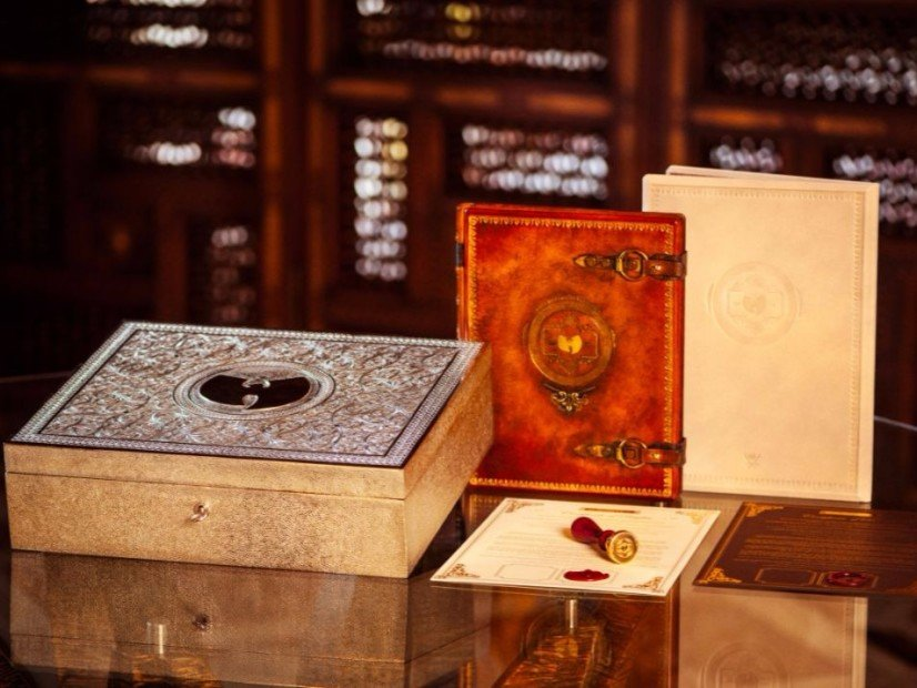 """Wu-Tang Clan's """"Once Upon A Time In Shaolin"""" eBay Sale Is Bogus 