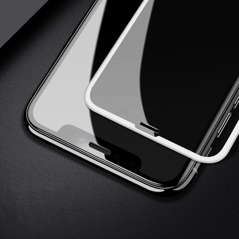 Kính cường lực chống va đập cho iPhone Xs Max (Full màn hình)