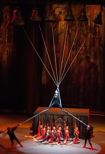 Балет «Иван Грозный» в Большом театре. Фото — Д. Юсупов / Большой театр