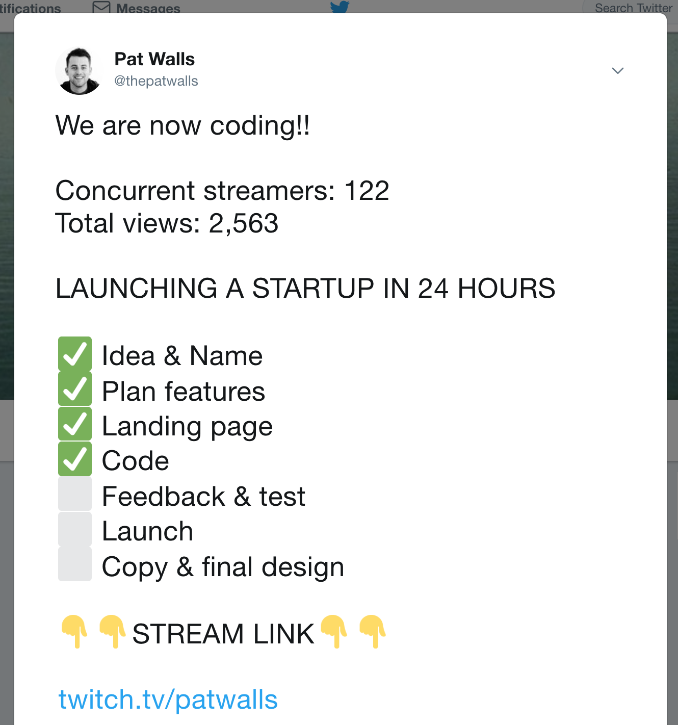 How To Have A Successful 24 Hour Startup - 24hrstartup com