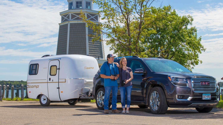 scamp trailer lightweight