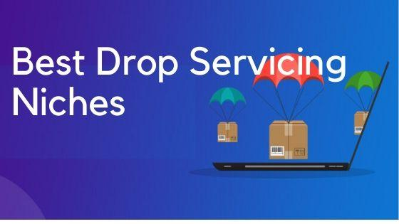 List of BEST Drop Servicing Niches 2020 [Hot Services]